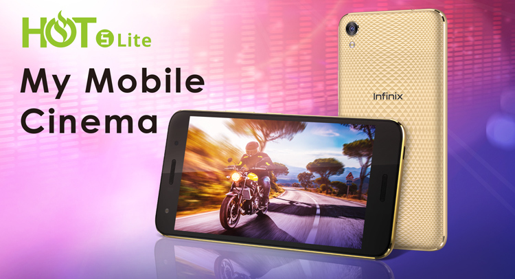 INFINIX HOT 5 Lite Mobile Phone
